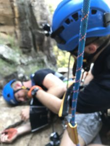 Vertical Rescue Training Sydney