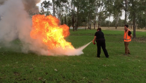 Fire Training Sydney
