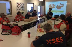 Safe Response Emergency Training