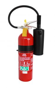 Safe Response Fire Extinguisher