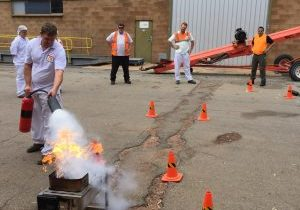 Fir Extinguisher Training Sydney