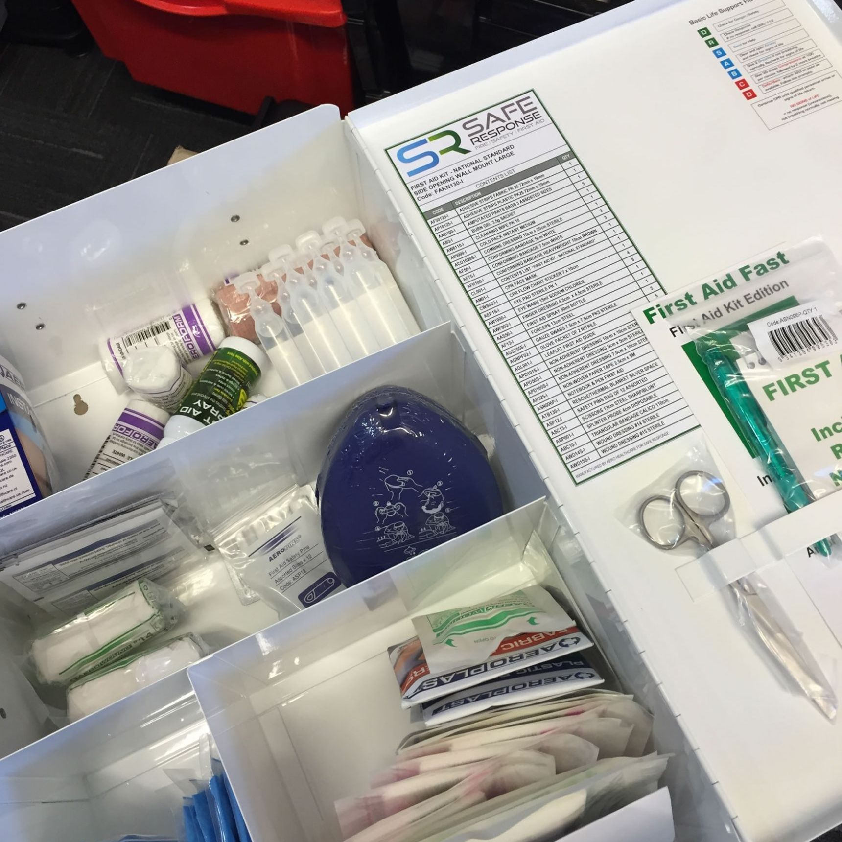 Sydney First Aid Kit Servicing