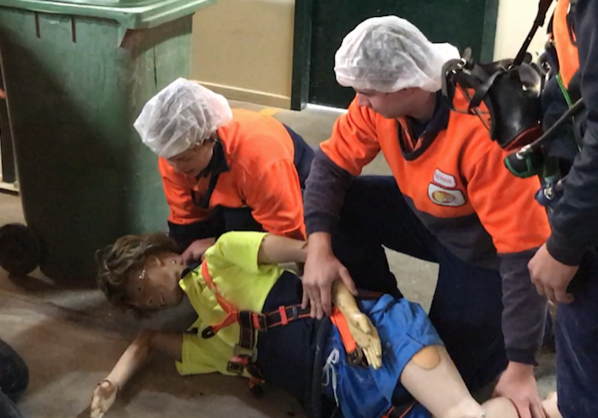 Sydney Emergency Training