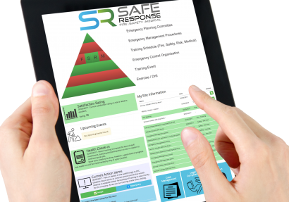 Safe Response Connect Safety Management Software Sydney